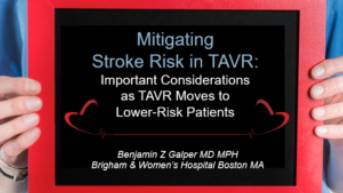Mitigating Stroke Risk