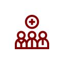 Healthcare Professionals Icon